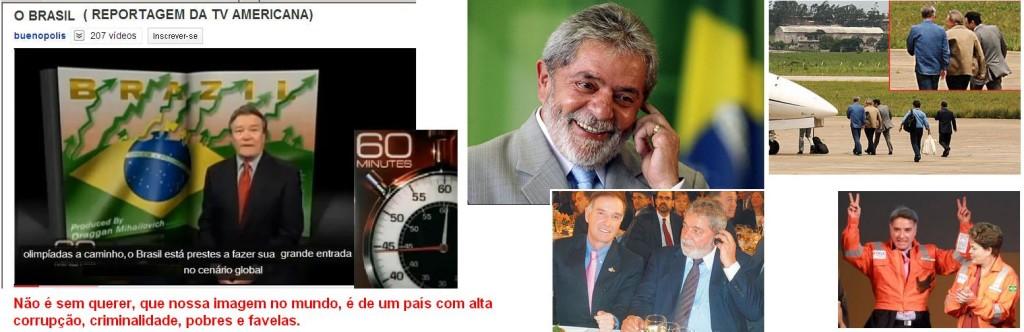 Brasil: Imagem nos EUA e Europa