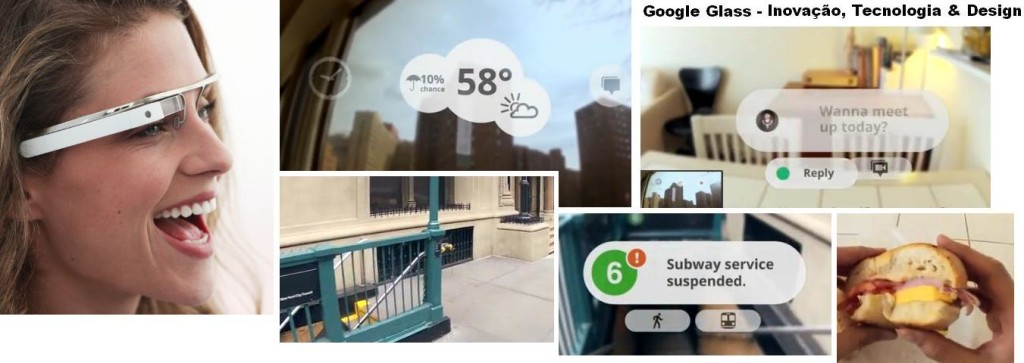 Google Glass: Oculos_Google