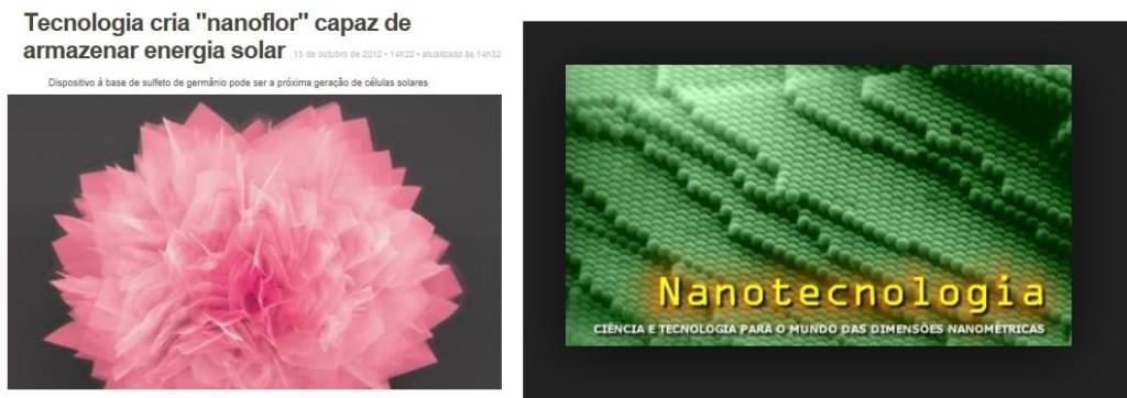 Nanotecnologia: Nano_Flor