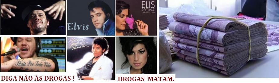 Drogas: Não as Drogas_Elas Matam