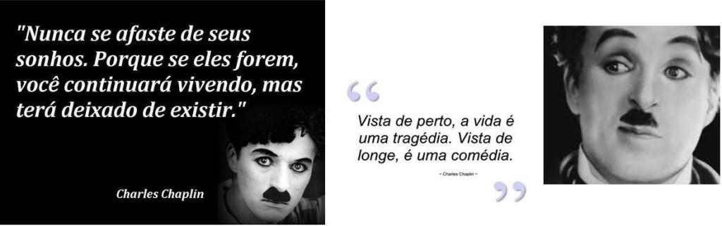 Reinvente-se: Charles Chaplin