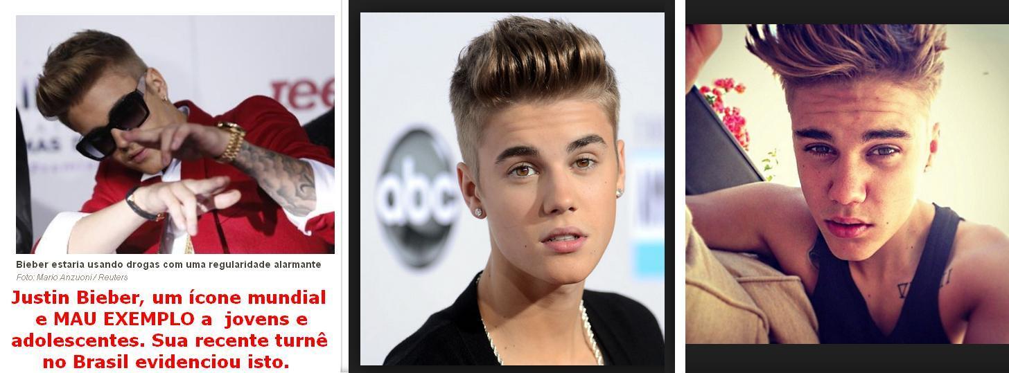Justin Bieber: Está doente !