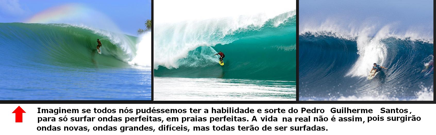 Surfar todas as ondas