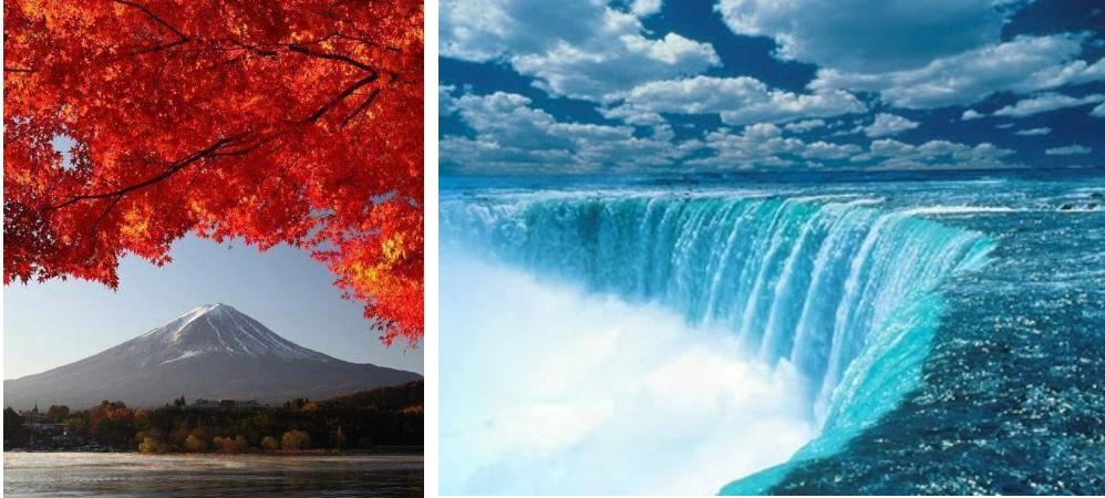 Planeta, água e ar