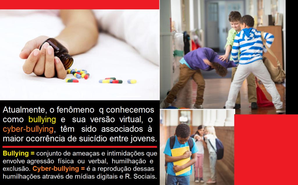 Suicídio entre Crianças e Jovens