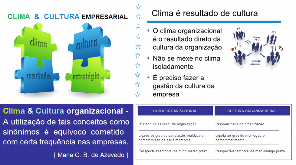 Clima e Cultura Empresarial
